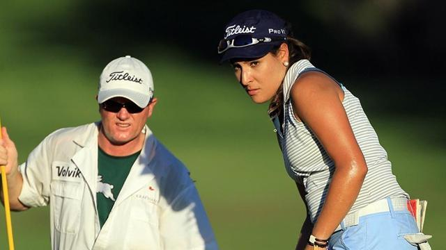 Golf - Uribe claims Women's Australian Open lead