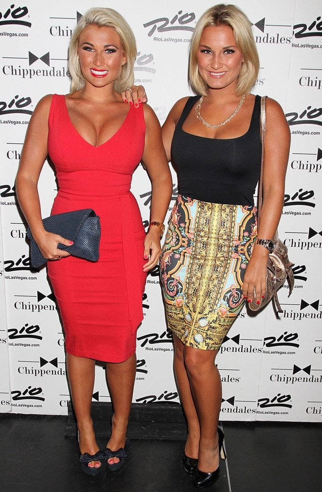 Sam Faiers, Billie Faiers, TOWIE