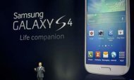 Samsung Galaxy S4 Launched In New York