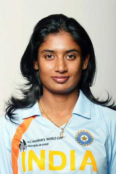 ICC Women's World Cup 2009 Headshots