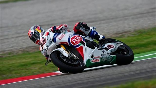 Superbikes - Monza WSBK: Rea ?disappointed? with second row start