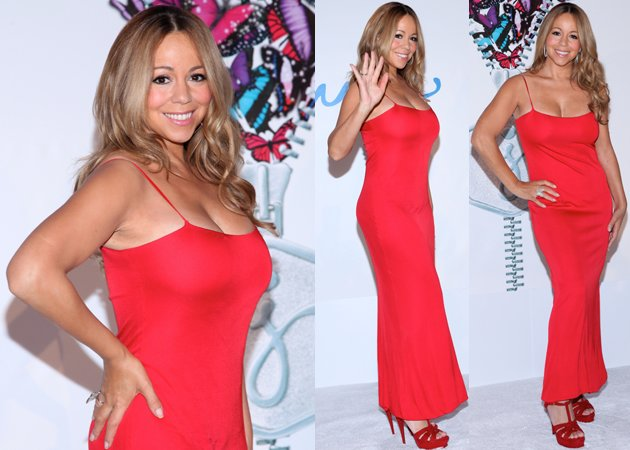 mariah carey weight loss
