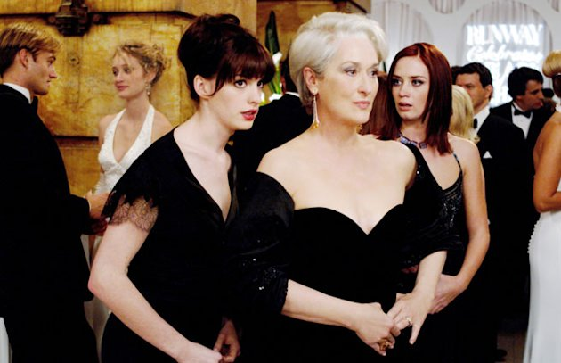 Meryl Streep Admits She Would Play Miranda Priestly In The Sequel To 'The Devil Wears Prada'!