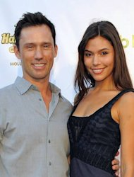 Jeffrey Donovan is first-time dad
