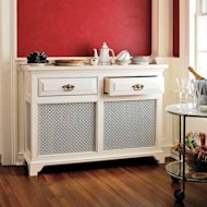 Radiator sideboard
