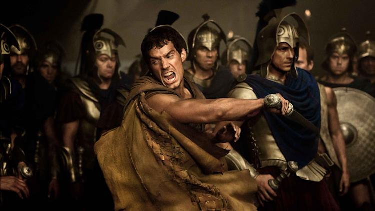 Immortals Relativity 2011 Henry Cavill