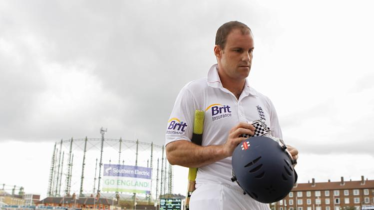 Andrew Strauss has announced his retirement from cricket