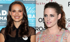 Natalie Portman, Kristen Stewart Top Forbes' List of Most Bankable Stars