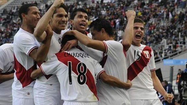 Peru national team football