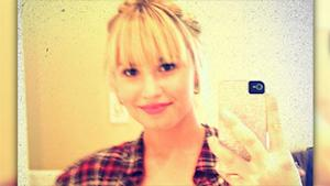 Demi Lovato Brings Back the Bangs