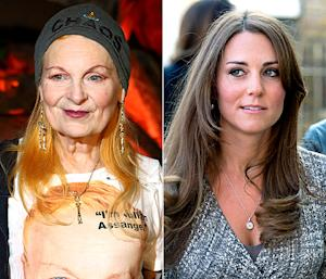 Kate Middleton Slammed by Vivienne Westwood, Designer: She Should Recycle Her Outfits More