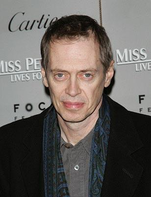Steve Buscemi at the New York City premiere of Focus Features' Miss Pettigrew Lives for a Day