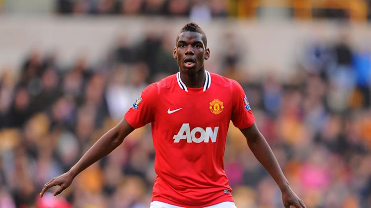 Paul Pogba looks set to join Juventus