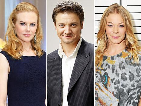Nicole Kidman Speaks Out About Scientology, Selena Gomez Steps Out With a New Man, Jeremy Renner To Be a Dad: Top 5 Stories of Today