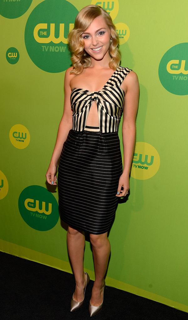 The CW Network's 2013 Upfront - Red Carpet