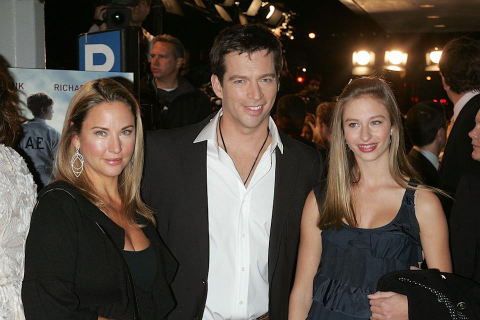 Amelia NY Premiere 2009 Harry Connick Jr. Jill Goodacre