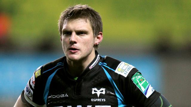 RaboDirect Pro12 - Biggar boots Ospreys to win