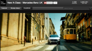 3 Twitter Hashtag Campaigns That Were Smashing, Unequivocal Successes image Mercedes Benz Youdrive