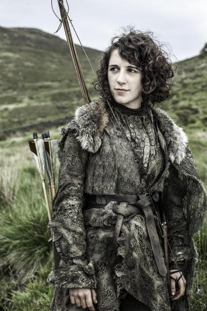 Ellie Kendrick as Meera Reed in 'Game of Thrones' Season 3 -- Helen Sloan/HBO