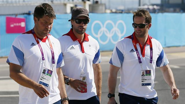 Sailing - Ainslie pays tribute to Simpson after America's Cup comeback