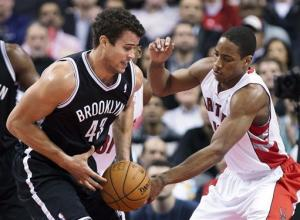 Johnson scores 23 as Nets beat Raptors 94-88