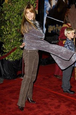 Jane Seymour at the Hollywood premiere of Warner Brothers' Harry Potter and The Chamber of Secrets