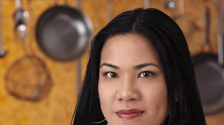 "Gail Novenario (Wantagh, NY) is a contestant on the Red Team on Season 8 of ""Hell's Kitchen."""