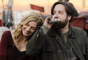 Elizabeth Mitchell, Zak Orth | Photo Credits: Brownie Harris/NBC