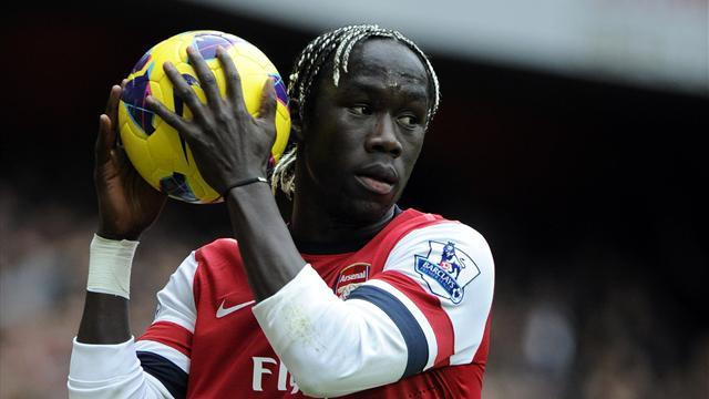 Premier League - Arsenal suffer Sagna injury blow