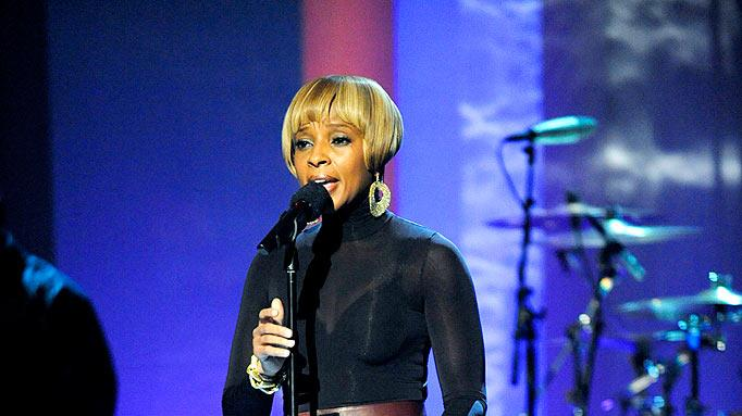 Blige Mary J CNN Tribute