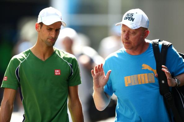 Can Novak Djokovic and Boris Becker conquer Roland Garros?