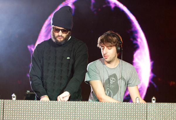 Longtime Dance Duo Crookers Downsize to Solo Act