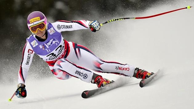Great Britain's Chemmy Alcott (AFP)
