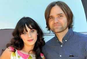 Zooey Deschanel and Ben Gibbard | Photo Credits: Alberto E. Rodriguez/WireImage