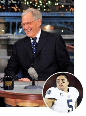 Late Night Hosts Pile On Jokes About Manti Te'o's Imaginary Girlfriend (Video)