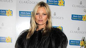 Kate Moss Is a Golden Girl in Marc Jacobs!