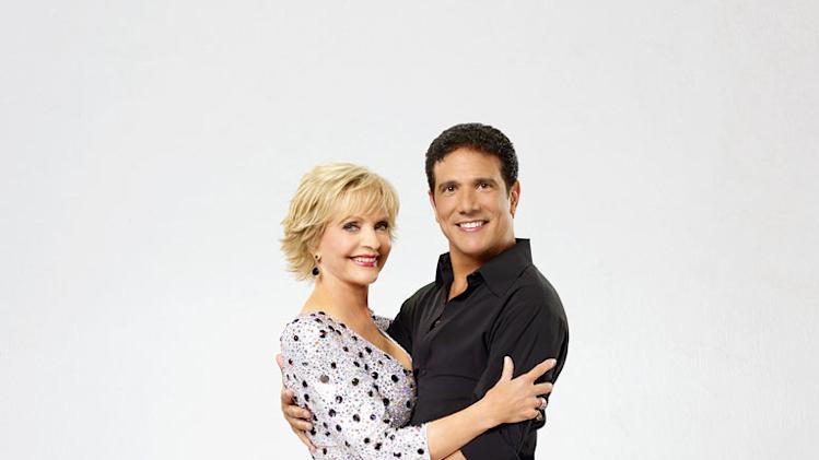 "Florence Henderson  joins Corky Ballas for his second season on ""Dancing With the Stars."""