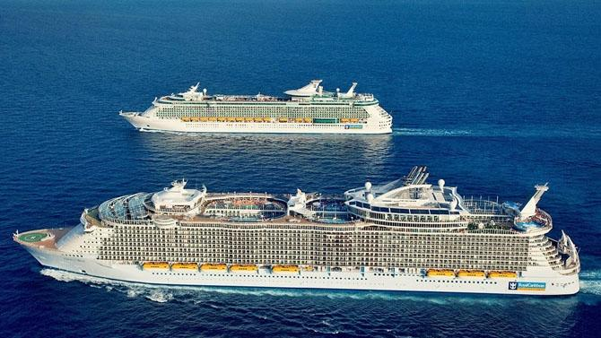 Royal Caribbean International Offers New Holiday Menu