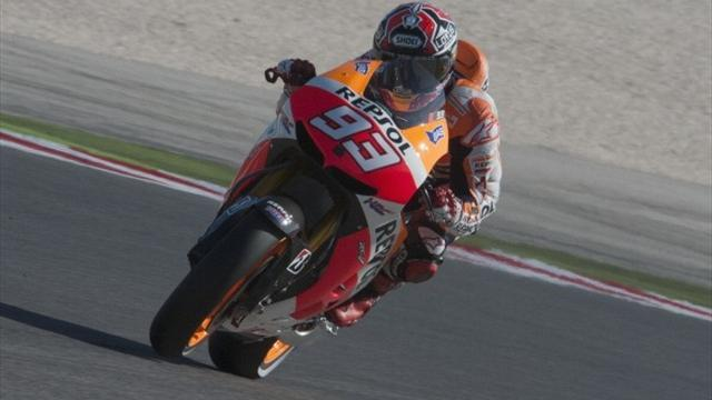 Motorcycling - Marquez expects stronger Honda