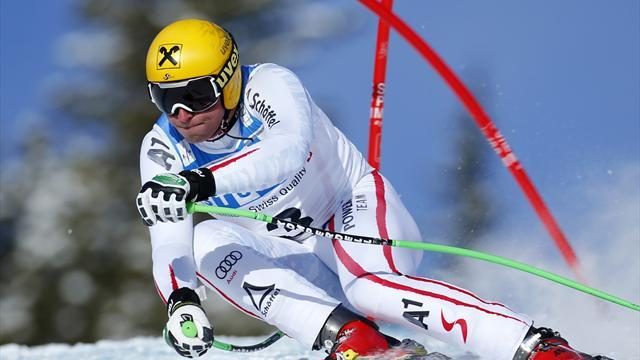 Alpine Skiing - Lake Louise downhill training ends early