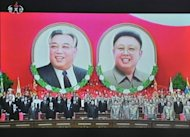 "A national meeting in Pyongyang, North Korea marks the 80th anniversary of the military's founding on April 25. North Korea's military chief of staff accused the United States and South Korea of plotting war but said his country's own weaponry could destroy their armaments in ""a single blow"""
