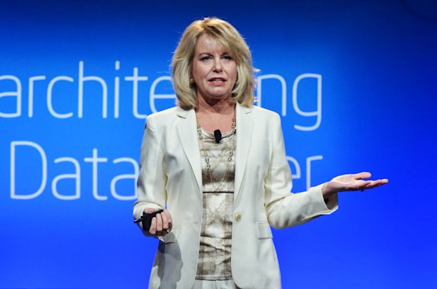 Diane Bryant, senior vice president and GM, Data Center Group, Intel