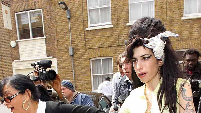 Winehouse Amy Lvng Home