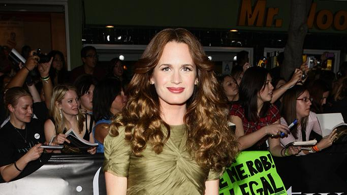 Twilight LA Premiere 2008 Elizabeth Reaser