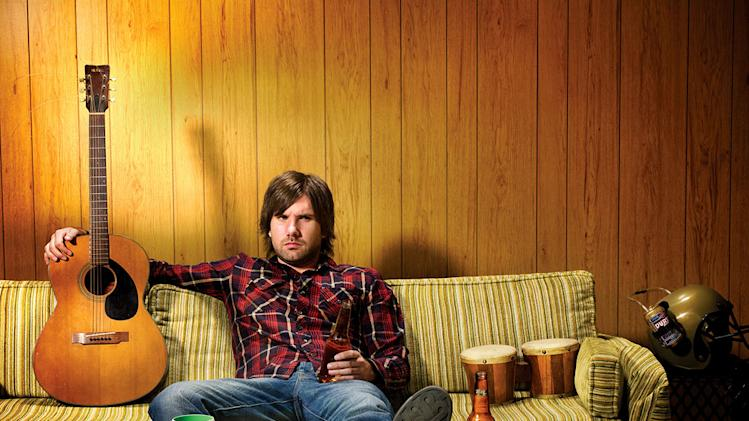 "Jon Lajoie in ""The League."""