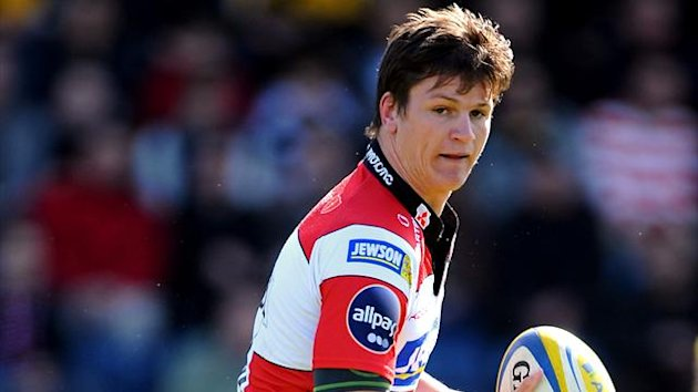 Freddie Burns of Gloucester