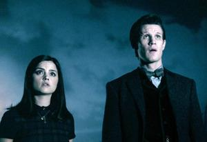 Jenna-Louise Coleman and Matt Smith  | Photo Credits: BBC America