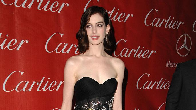 Palm Springs International Film Festival Awards Gala 2009 Anne Hathaway