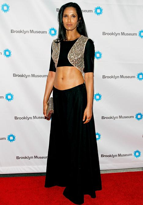 Padma Lakshmi Wears Short Crop Top, Shows Off Toned Abs on Red Carpet: So Hot or So Not?