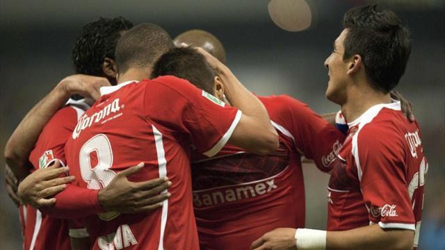 Concacaf Football - Toluca set for top of table clash with Cruz Azul in Mexico